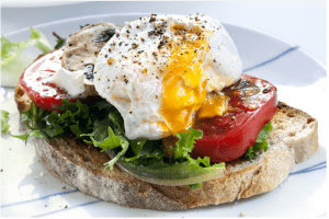 What to have for breakfast to lose weight