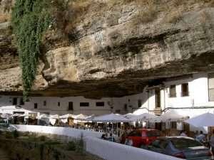 Setenil de las Bodegas, Andalucia, Spain