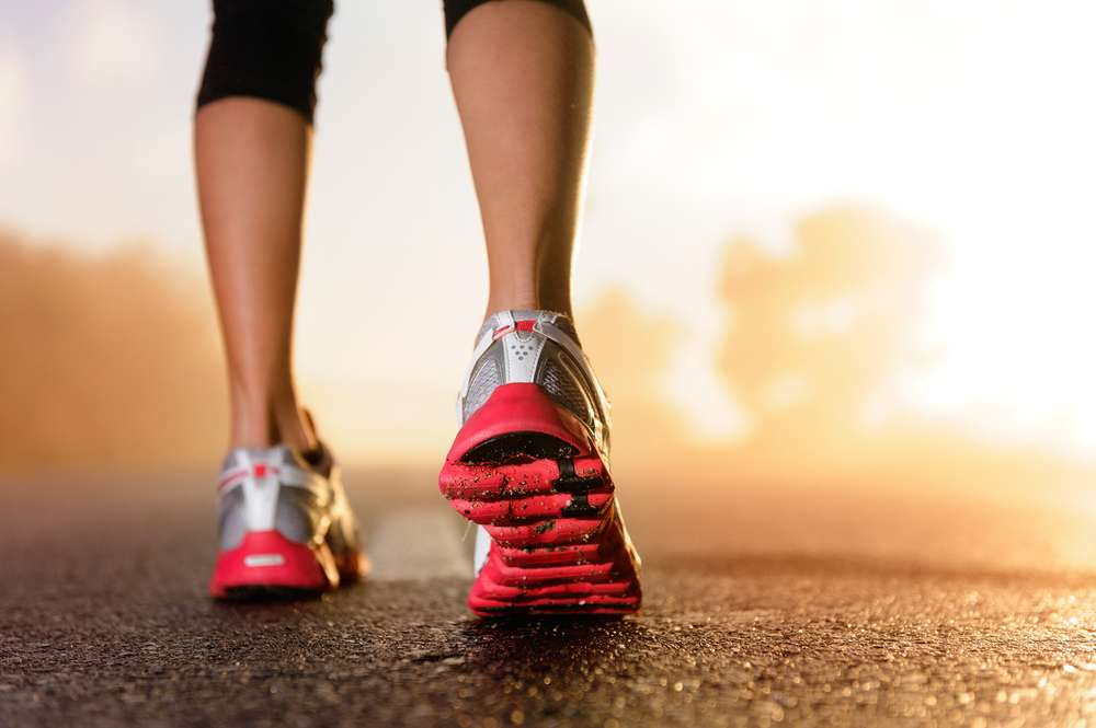 Taking care of your running shoes