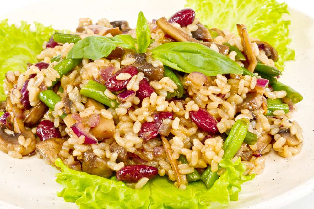 9 benefits of brown rice