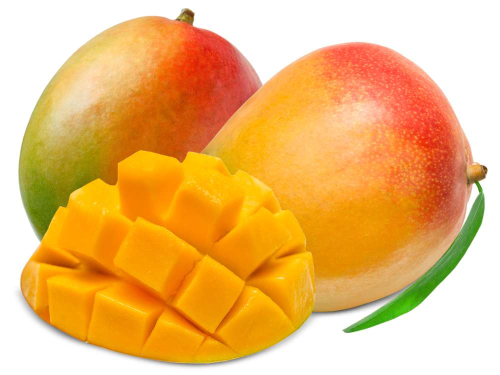 How to peel a mango quickly