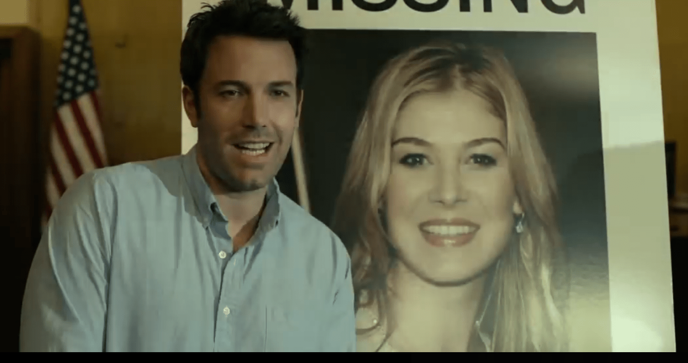 Gone Girl a cautionary tale