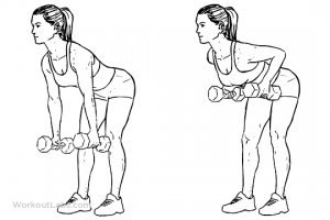 Two_Armed_Bent_Over_Row