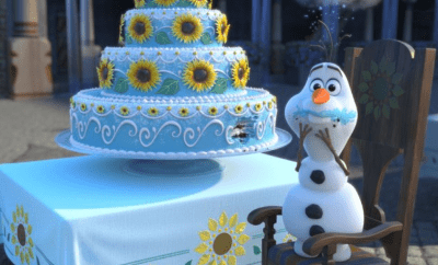 Frozen Fever Trailer previews