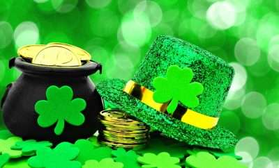 Irish Proverbs to live by - Happy Saint Patrick's Day