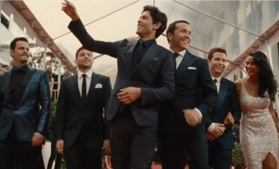 The waiting is over, the full 'Entourage' movie is here