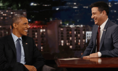 Watch President Obama Read Out Mean Tweets.