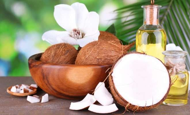 7 Benefits Of Coconut Oil