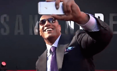 The Rock Has Set A New World Record