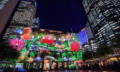 Vivid Sydney, Festivals Of Light Is Back Again