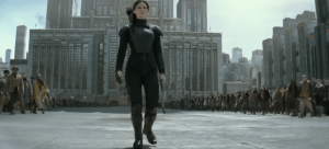 First Look At The Hunger Games - Mockingjay Part 2
