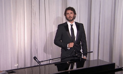 Josh Groban Sings A Bunch Of Donald Trump's Tweets