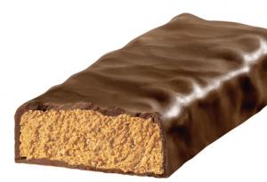 Protein chocolate bar