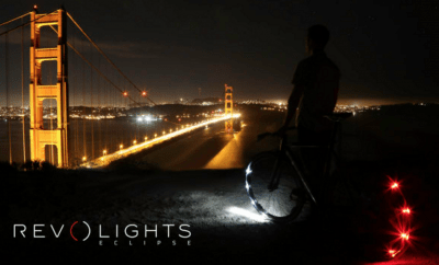 Revolights Making Bikes Visible