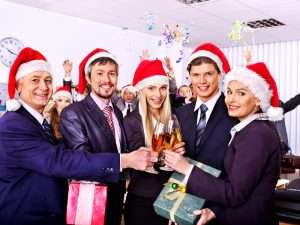 Surviving Your Festive Season Office Party