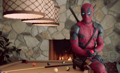 "Deadpool Creating Awareness With ""Touch Yourself"" Video"