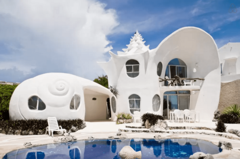 The Seashell House copy