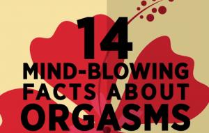 14 Impressive Orgasms Facts