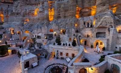 Jaw-Dropping Turkish Cave Hotel
