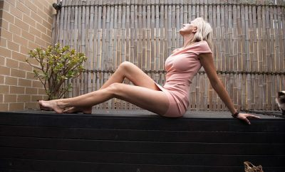 Melbourne ex-model may break record for world's longest legs