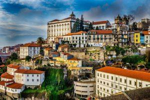 colourful city of Porto