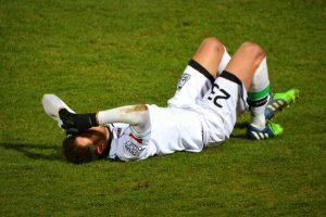 football hamstring injury