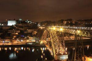 portugal, Eifel bridge Porto