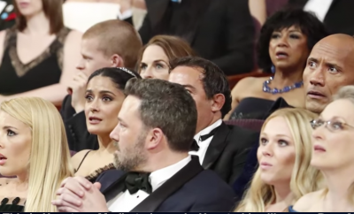 Here Is What Really Happened At The Oscars