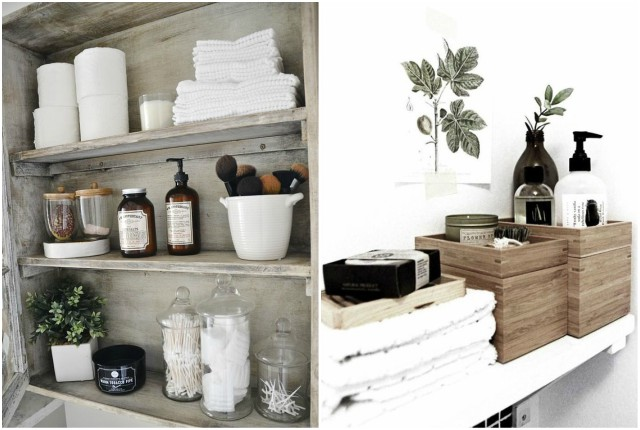 Live with Less: How to Embrace Minimalism at Home-Storage Solutions Bathroom