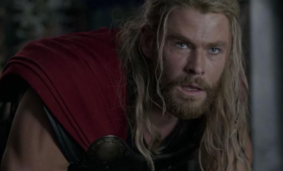Epic first trailer for Thor: Ragnarok