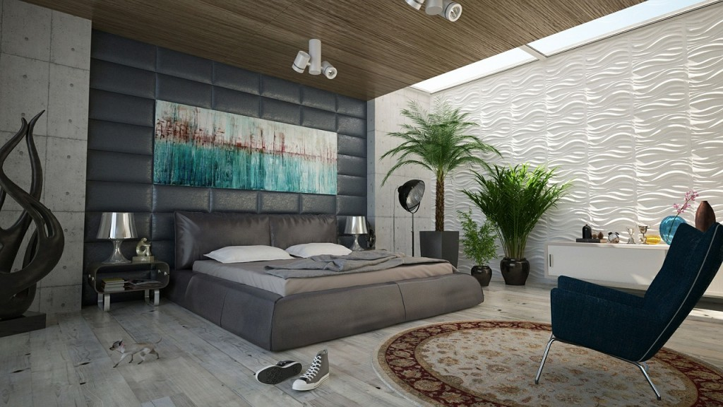 What Your Favourite Room in the House Says About You -bedroom