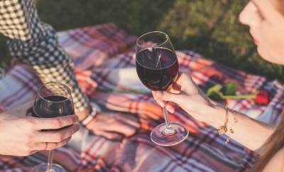 A Couple Glasses of red wine can make your sex life better
