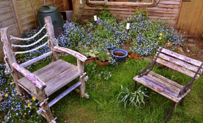 Amazing Furniture for Garden