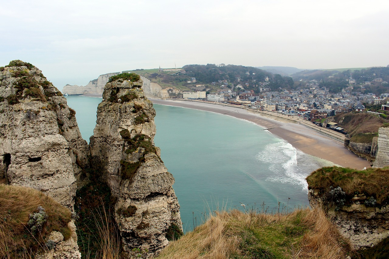 Off the Beaten Track Beautiful Medieval Towns You Should Visit in France -etretat france