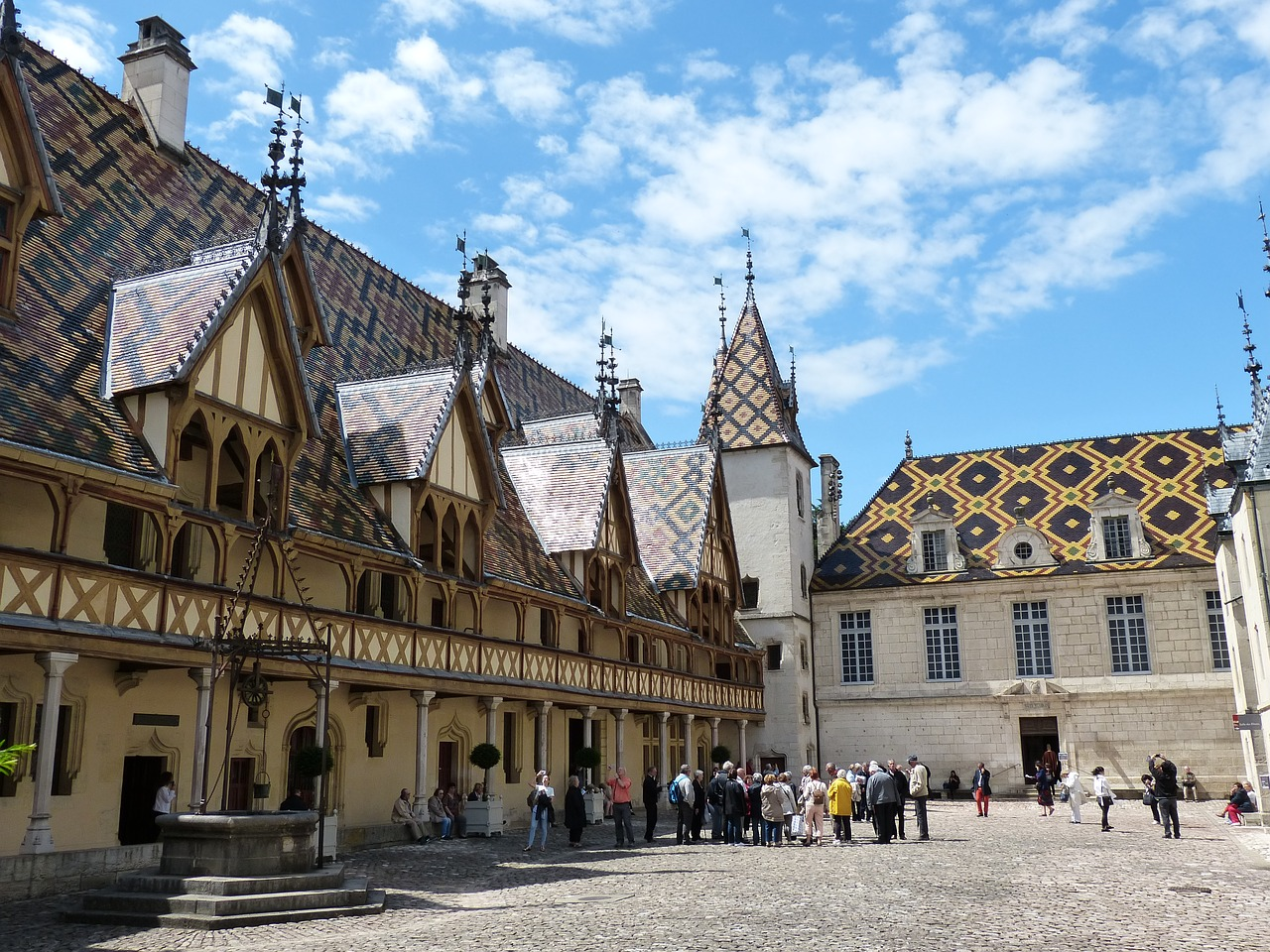 Off the Beaten Track Beautiful Medieval Towns You Should Visit in France- beaune france