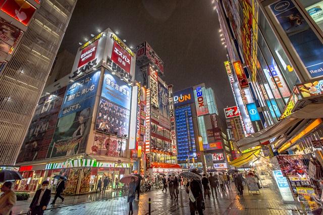 SHOPPING TOURS BECAUSE IT'S SHOP O'CLOCK SOMEWHERE- tokyo shopping