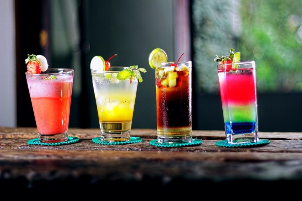 bachelor party bar