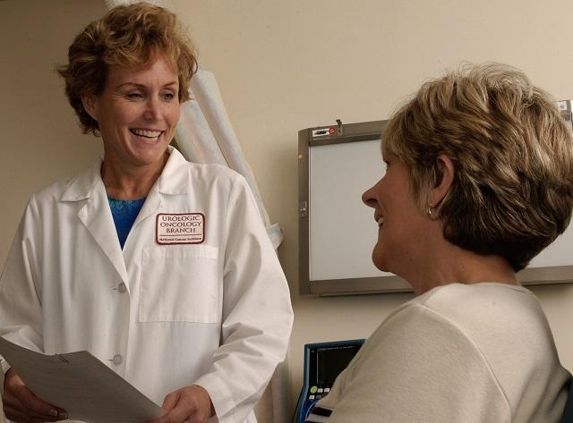 Meeting doctor