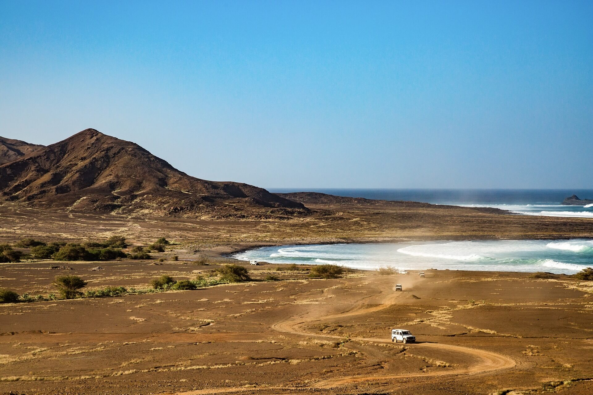 8 Sun Destinations to Live It Up This Winter - Cape Verde