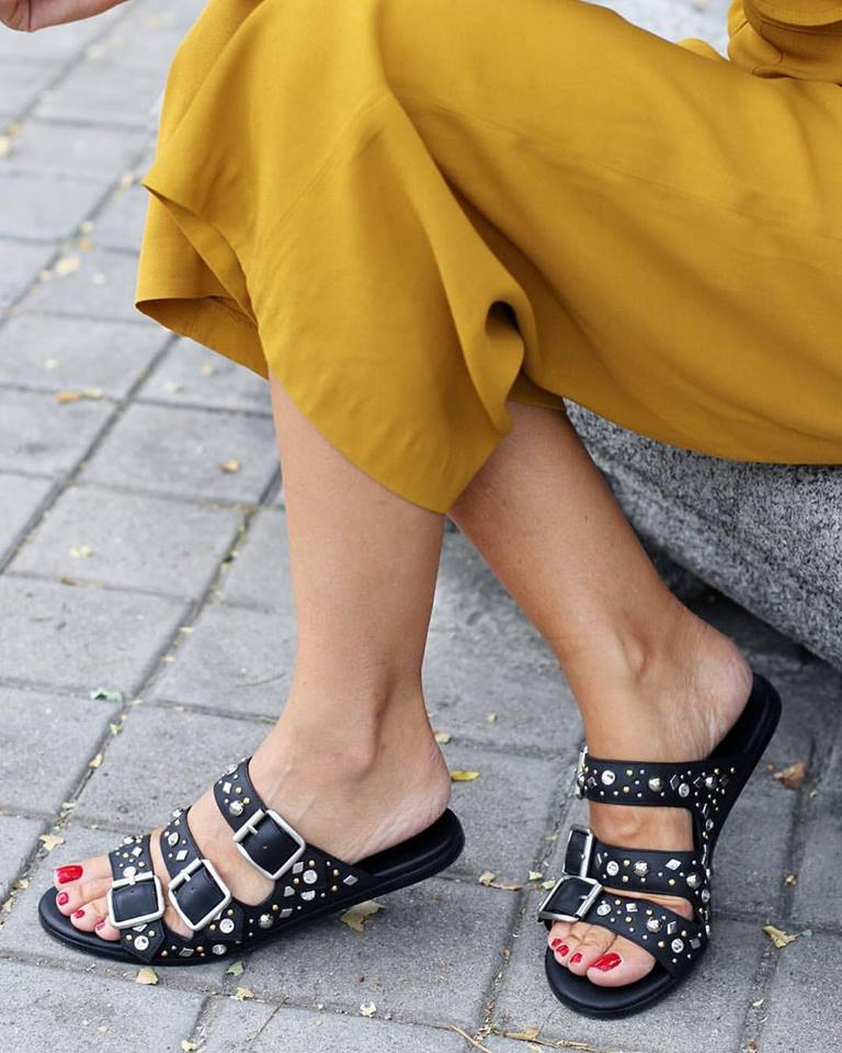 Take A Break from High Heels -- Opt for Sandals