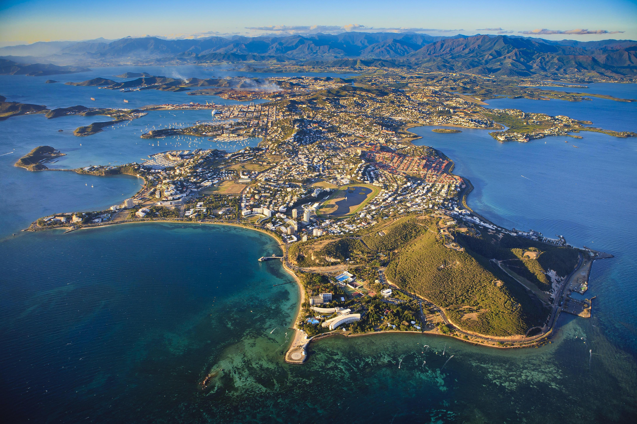 New Caledonia Sights and Attractions -Noumea, New Caledonia