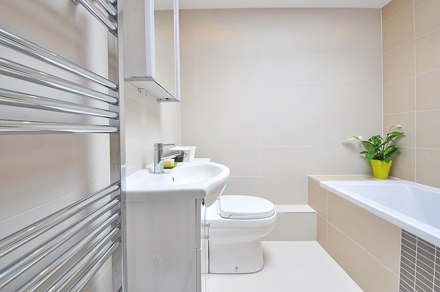 Energy Efficient Bathroom - The Essentials