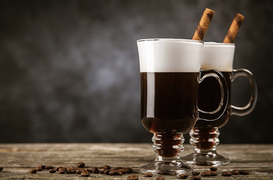 Drinking while Travelling: 5 Festive Drinks from around the Globe- Traditional Irish coffee drink