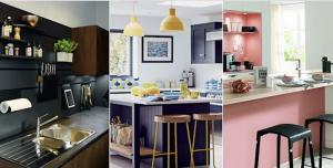three styles of kitchen trends