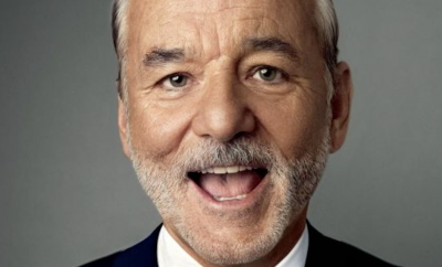 Bill Murray, actor and comedian