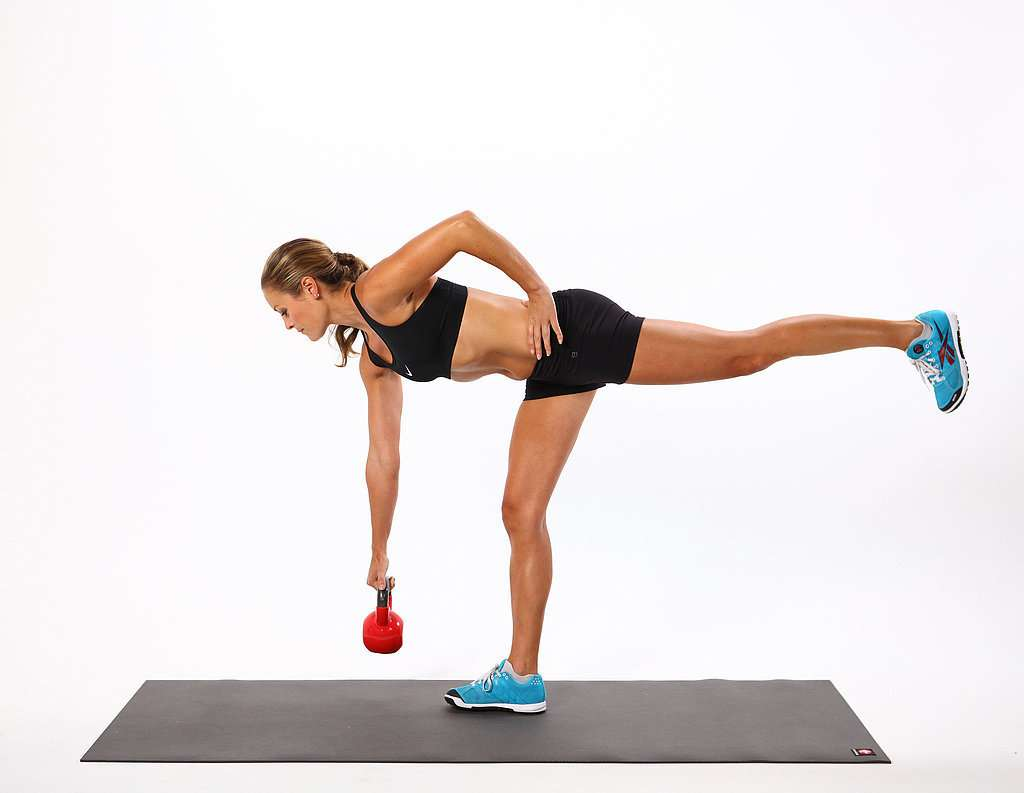 How to use kettlebells correctly