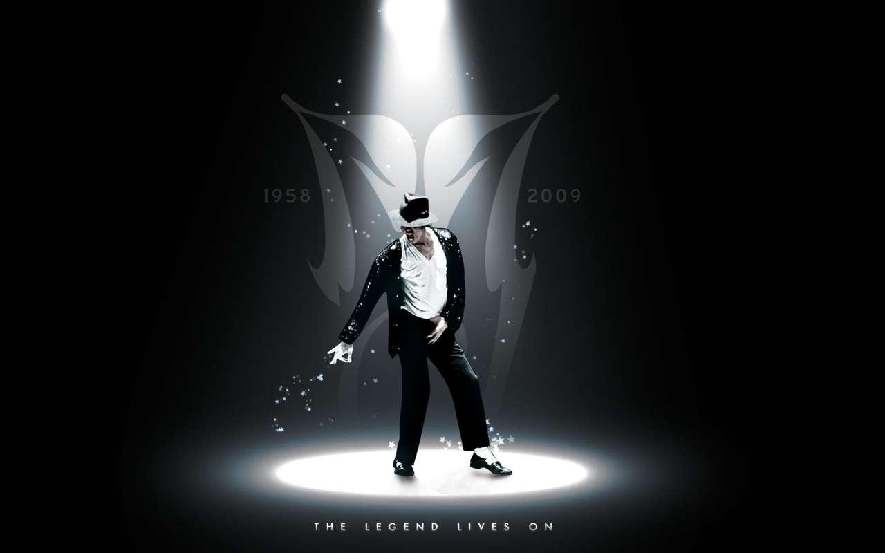 Michael Jackson Hologram dance