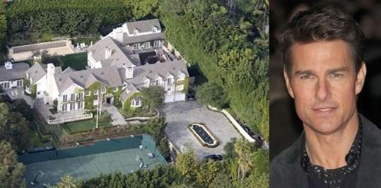 tom cruise home