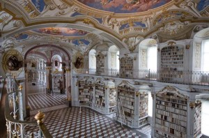 Admont Abbey Library
