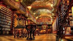 Prague Clementinum (National Library)